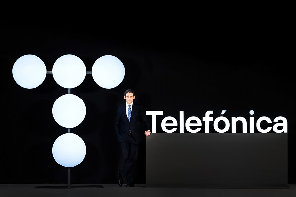 Nueva imagen corpoativa Telefónica
