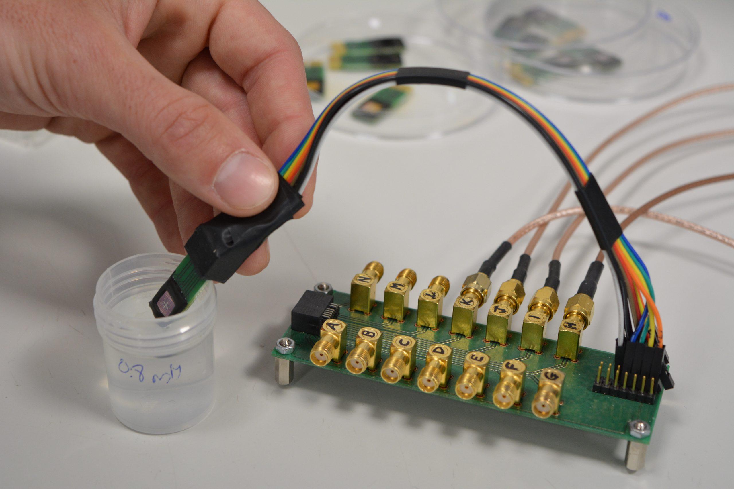 CSIC crea un dispositivo para detectar la insuficiencia cardiaca a través de la saliva