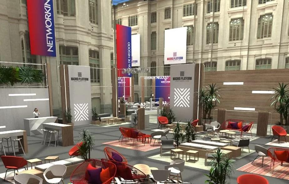Madrid Platform Hub internacional de negocios entre Europa y América Latina